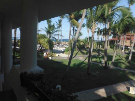 Bavaro Princess All Suites Resort, Spa & Casino: Veiw from our Patio