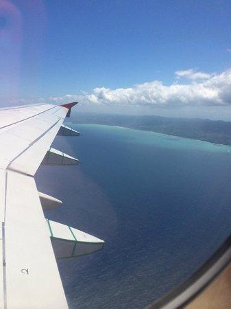 Grand Bahia Principe El Portillo : Leaving the beautiful place
