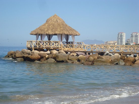 Crown Paradise Club Puerto Vallarta: zona de playa
