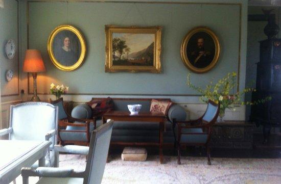 The Karen Blixen Museum: Living room