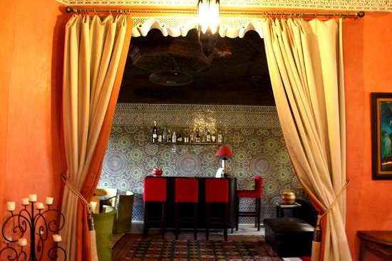 Villa Amira et SPA: Lounge