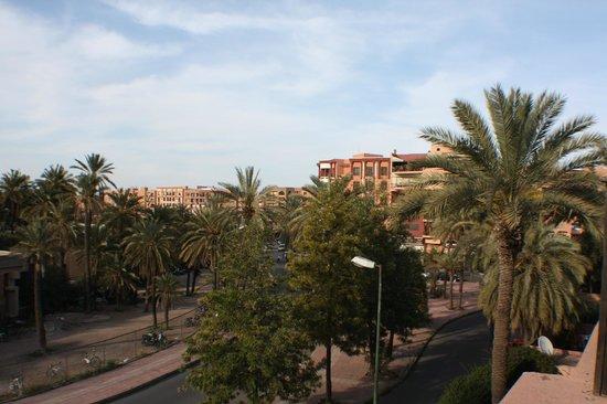 Villa Amira et SPA : View
