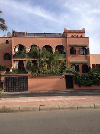 Villa Amira et SPA : Hotel