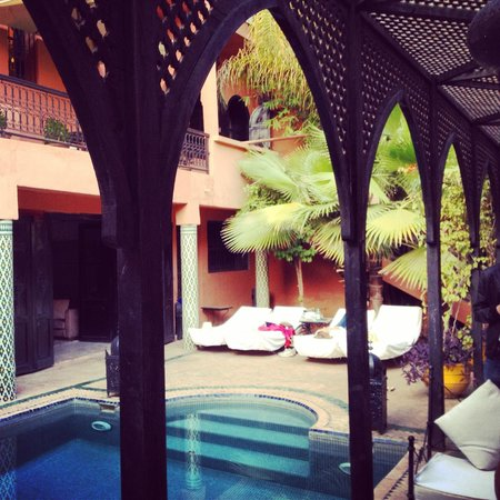 Villa Amira et SPA : pool