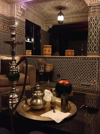 Villa Amira et SPA : Lounge