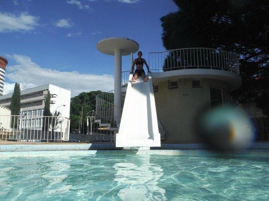 Hotel Mantovani : toboagua