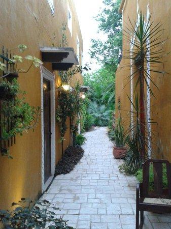 Casa Tía Micha : entrée principale