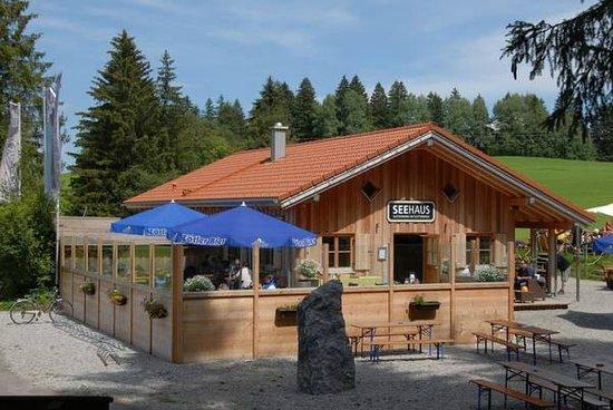Seehaus Allgau Am Kletterwald Gruntensee