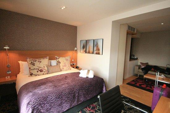 Apex Temple Court Hotel : Room 526