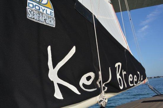 "Key Sailing: ""Key Breeze"" Sailing"