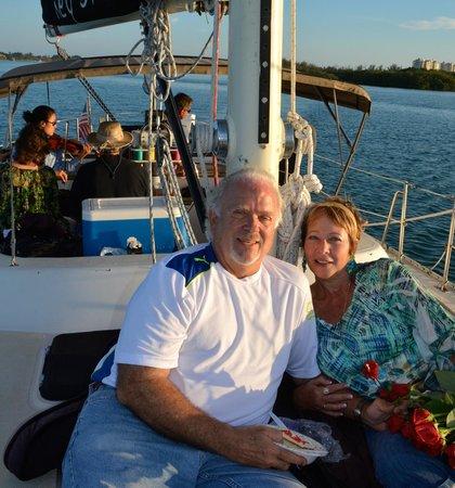 Key Sailing : Plenty of room