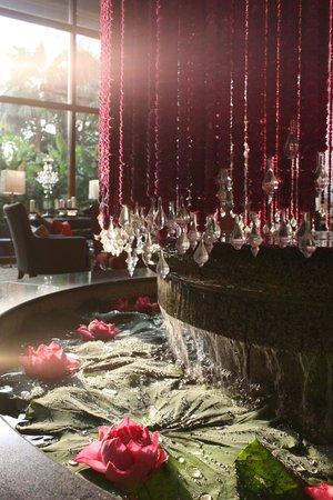 Mandarin Oriental, Bangkok: The beautiful lobby