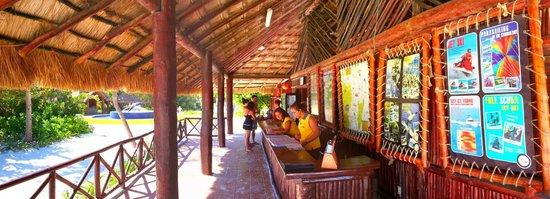 Barcelo Maya Colonial : water activities