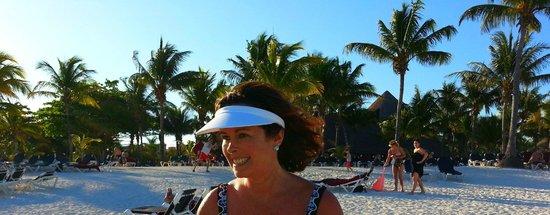 Barcelo Maya Colonial : beach