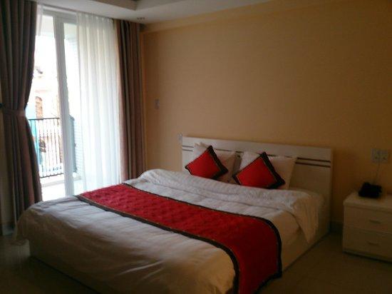 Hai Phuong Hotel: Номер был на 4-м этаже