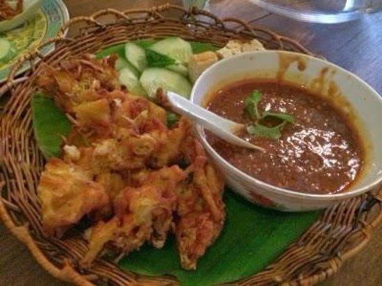 Noor & Dean's Kafe: Cucur Udang