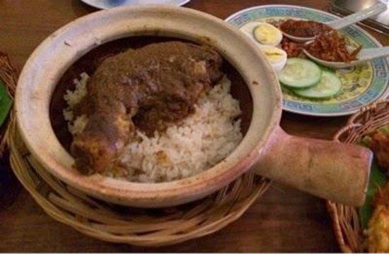 Noor & Dean's Kafe: Claypot Nasi Lemak