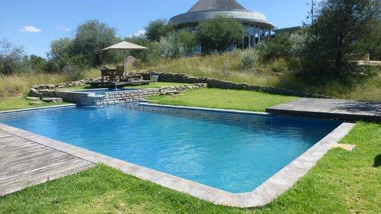 N/a'an ku se Lodge and Wildlife Sanctuary: Top
