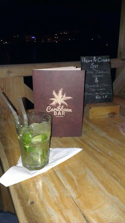 Caribbean Bar : Perfekter Urlaub :)