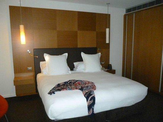 Hilton Auckland: Room 302