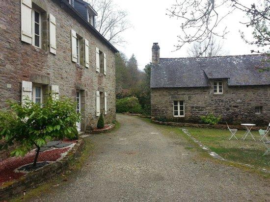 Les Moulins du Duc : Chambres