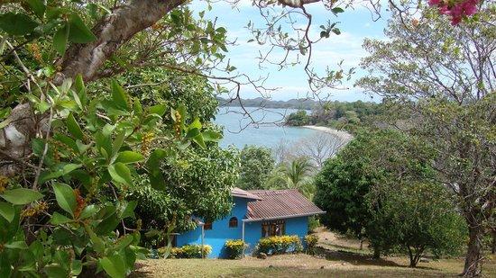 Pacific Bay Resort: les 2 cabanas bleues