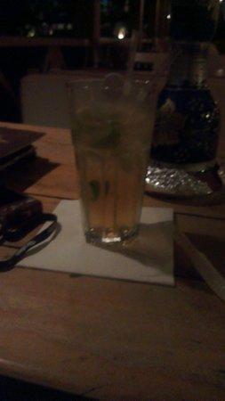 Caribbean Bar : Tex-Mex Bier... war lecker :)
