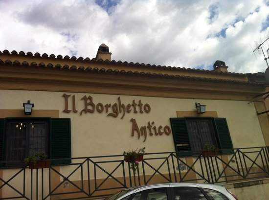 BorgAntico: Il borghetto antico