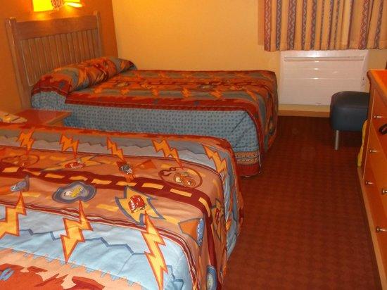 Disney's Hotel Santa Fe: room