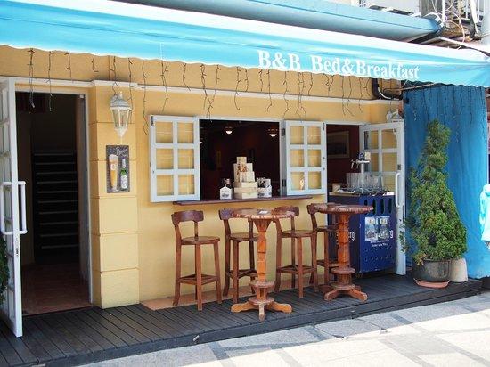 Cheung Chau B & B: Restaurant