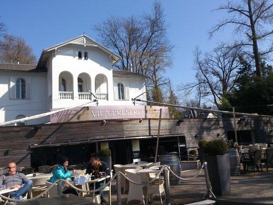 Vila Preseren: Bled - Villa Prešren