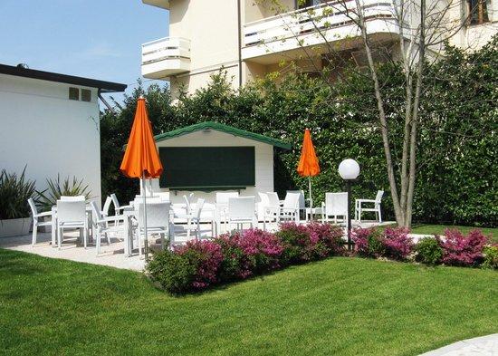 Hotel Eliseo Terme: Зона отдыха