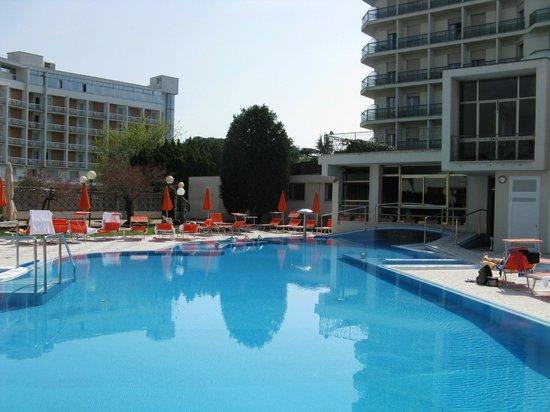 Hotel Eliseo Terme: Бассейн