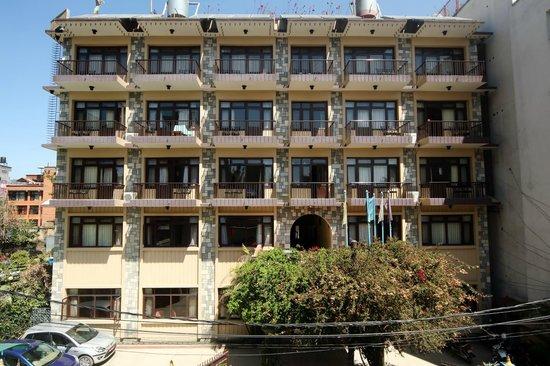 Hotel Thamel : Hotel Building
