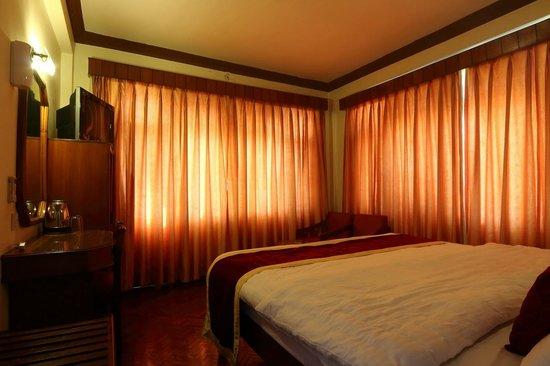 โรงแรมธาเมล: Deluxe room
