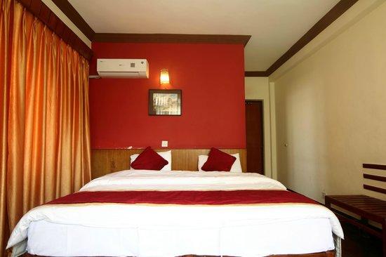 Hotel Thamel: Deluxe Room