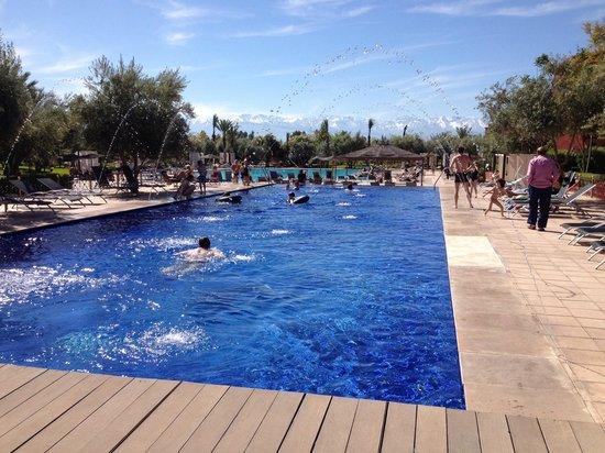 Hotel Eden Andalou Aquapark et Spa : At the Pool