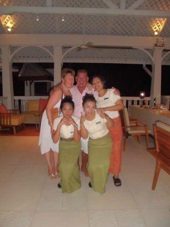 Centara Villas Samui: Great staff