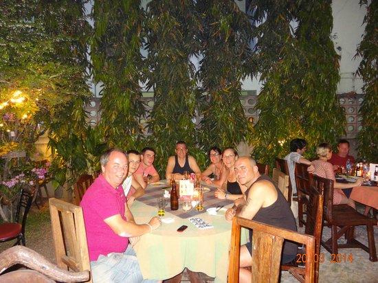 Mai Siam Resort: resto