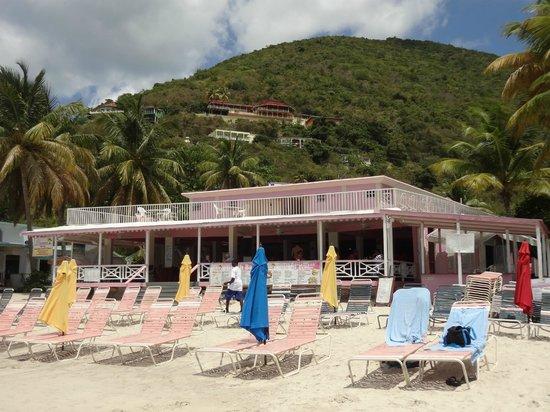 Rhymers Beach Hotel: hotel