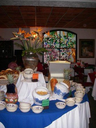 Hotel Montetaxco: Restauracja