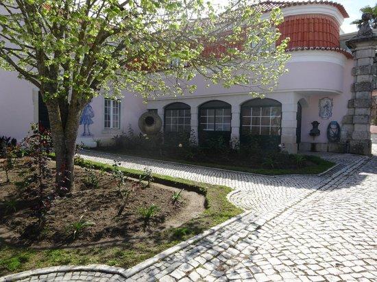 Club D'Azeitao : Rose garden