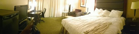 Hilton Minneapolis/Bloomington: Executive Room - didn't see a picture so I want to provide one