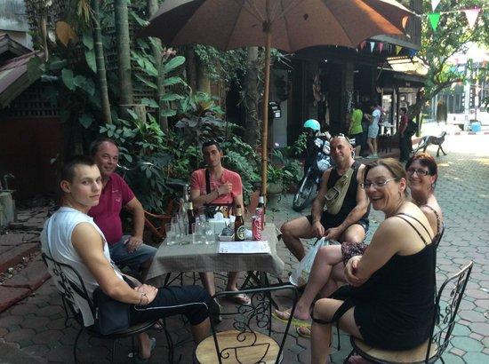 Mai Siam Resort: pause