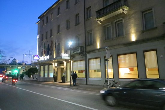 BEST WESTERN Bologna Hotel - Mestre Station: Vista externa