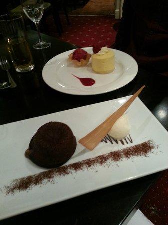Chine Hotel: Desserts