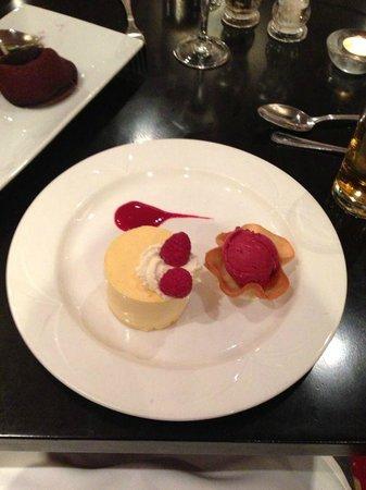 Chine Hotel: Dessert