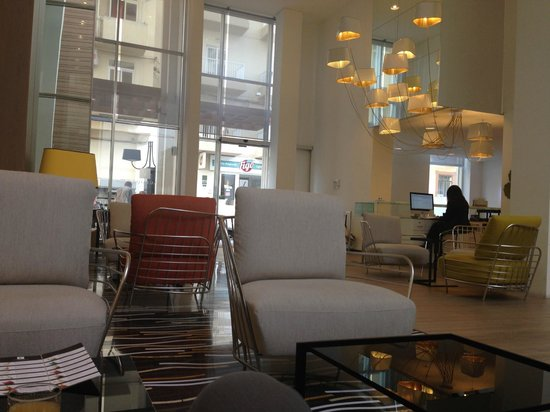 Hotel Valentina: accueil