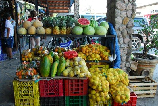 Park Eden Bed & Beakfast: marché artisanal
