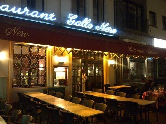Gallo Nero: ужасный ресторан